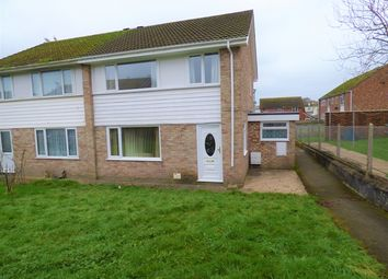 3 bed end terrace house for sale in Summersby Close, Seaton EX12