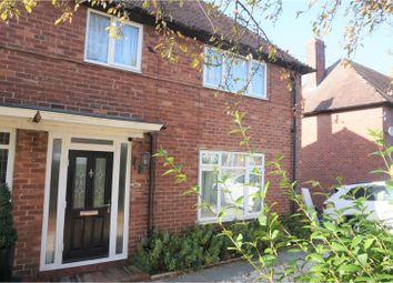 Thumbnail 3 bed semi-detached house for sale in Cranford Road, Wilmslow