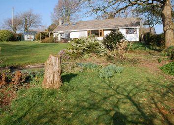 Thumbnail 3 bed detached bungalow for sale in Lanescot, Par