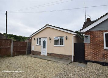 Thumbnail 1 bed detached bungalow for sale in Lancaster Gate, Sawbridgeworth, Herts