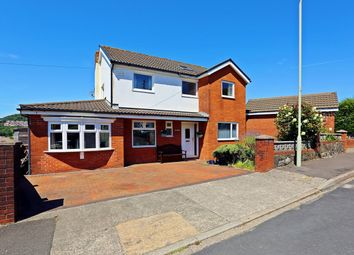Thumbnail 6 bed detached house for sale in Wingfield Close, Pontypridd