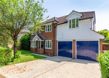 Thumbnail 5 bed detached house for sale in Alban Road, Letchworth Garden City