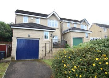 Thumbnail 3 bed semi-detached house for sale in Steadings Way, Keighley