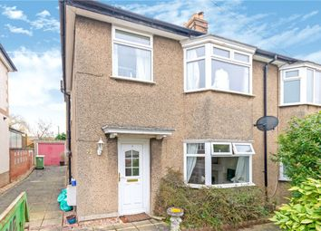 Thumbnail 3 bed semi-detached house for sale in Queens Walk, Stamford, Lincolnshire