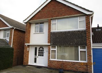Thumbnail 1 bed detached house to rent in Noel Avenue, Oakham