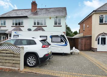 Thumbnail 3 bed semi-detached house for sale in Bromsgrove Road, Redditch, Worcestershire
