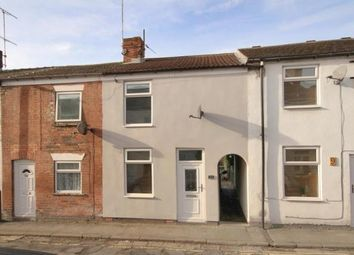 Thumbnail 2 bedroom terraced house for sale in Alma Street West, Chesterfield, Derbyshire
