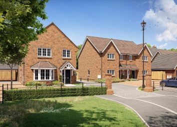 The Walled Garden, Forest Road, Binfield RG42. 3 bed detached house for sale