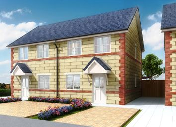 Thumbnail 3 bedroom semi-detached house for sale in The Viscountess, Limetrees, Pontefract