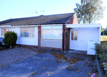 Thumbnail 2 bed semi-detached bungalow for sale in Windsor Road, Carlton-In-Lindrick, Worksop, Nottinghamshire