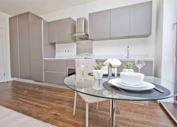 Thumbnail 1 bed flat for sale in Waterside House, Packet Boat Lane