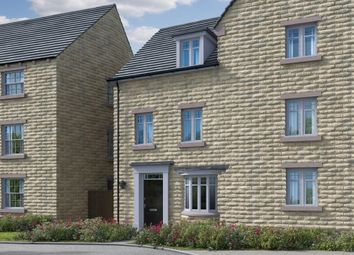 """Thumbnail 4 bed end terrace house for sale in """"Millwood"""" at Wakefield Road, Lightcliffe, Halifax"""
