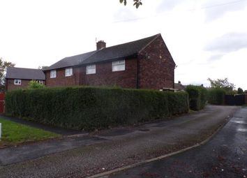Thumbnail 3 bed semi-detached house for sale in Perrins Road, Burtonwood, Warrington, Cheshire
