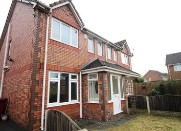 Thumbnail 3 bed semi-detached house to rent in Cotswold Crescent, Halewood, Liverpool