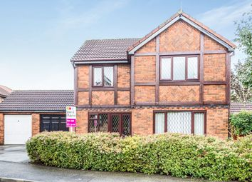 Thumbnail 4 bed detached house for sale in Clifton Avenue, Halewood, Liverpool