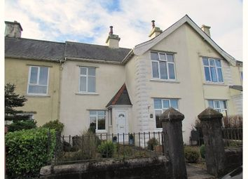Thumbnail 3 bed terraced house for sale in Moor Crescent, Princetown