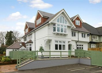 Thumbnail 2 bed flat for sale in Clockhouse Road, Farnborough