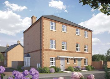 Thumbnail 4 bed town house for sale in Ombersley Road, Bevere, Worcester