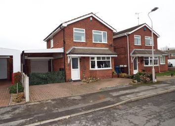 Thumbnail 3 bed detached house for sale in Brechin Court, Mansfield Woodhouse, Mansfield, Nottinghamshire