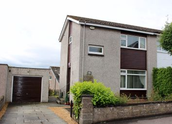 Thumbnail 2 bedroom semi-detached house for sale in Woodlands Drive, Crossford, Dunfermline