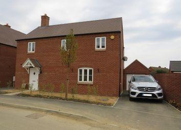 Thumbnail 4 bed detached house for sale in Black Horse Drive, Old Stratford, Milton Keynes