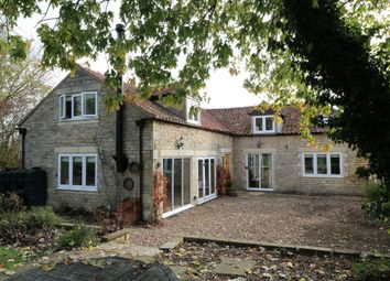 Thumbnail 4 bed detached house to rent in High Street, Swayfield, Grantham