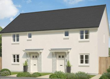 "Thumbnail 3 bedroom end terrace house for sale in ""Bonnyton"" at Mugiemoss Road, Bucksburn, Aberdeen"