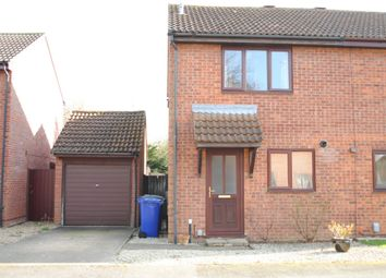 Thumbnail 2 bed semi-detached house to rent in Weston Way, Newmarket, Suffolk