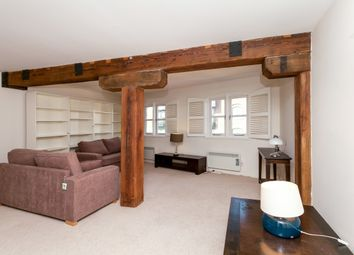Thumbnail 2 bed flat to rent in Vogans Mill Wharf, Mill Street, London
