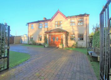 5 bed detached house for sale in Neston Road, Thornton Hough, Wirral CH63