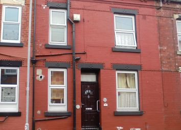 Thumbnail 1 bed terraced house to rent in Recreation Terrace, Leeds