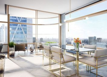 Thumbnail 2 bed flat for sale in Principle Tower, London