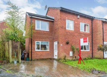Thumbnail 4 bed semi-detached house for sale in Masonfield, Bamber Bridge, Preston, Lancashire