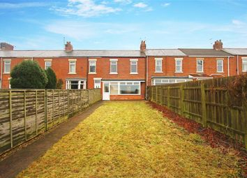 Thumbnail 2 bed terraced house for sale in Manners Gardens, Seaton Delaval, Whitley Bay