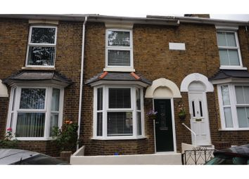 Thumbnail 2 bed terraced house for sale in Whitstable Road, Faversham