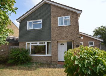 Thumbnail 4 bed detached house to rent in Cubb Field, Aylesbury