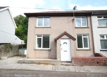 Thumbnail 3 bed terraced house for sale in Halls Road Terrace, Cross Keys, Newport