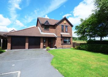 Thumbnail 4 bed detached house for sale in Parke Road, Brinscall, Chorley
