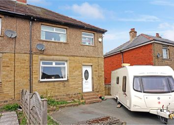 Thumbnail 3 bed semi-detached house for sale in Marina Terrace, Golcar, Huddersfield