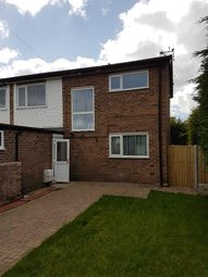 Thumbnail 3 bed end terrace house to rent in Sheaf Close, Tarvin, Chester