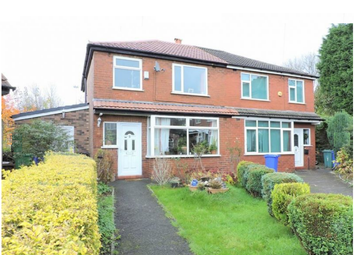 Thumbnail 3 bed semi-detached house for sale in Bow Meadow Grange, Manchester