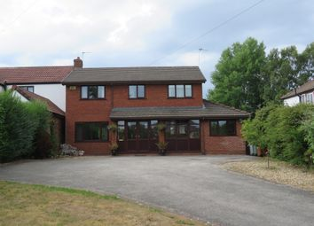 Thumbnail 4 bed detached house for sale in Milner Road, Heswall, Wirral