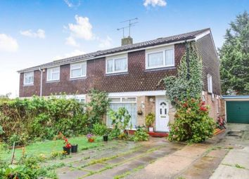 Thumbnail 4 bed semi-detached house for sale in Brandles Road, Letchworth Garden City, Hertfordshire
