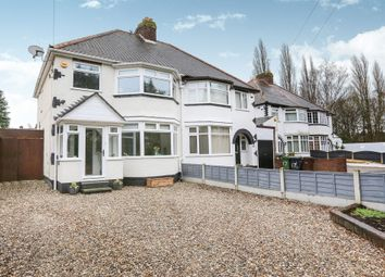 Thumbnail 3 bedroom semi-detached house for sale in Oxley Links Road, Oxley, Wolverhampton