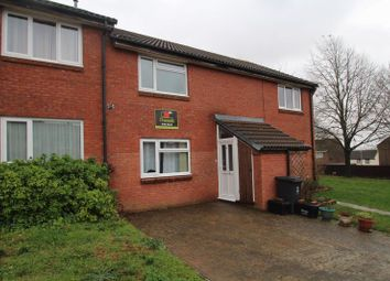 Thumbnail 1 bed flat to rent in Frampton Close, Eastleaze, Swindon