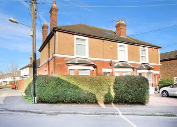 Thumbnail 3 bed end terrace house for sale in Hazelwick Road, Crawley
