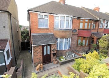 Thumbnail 3 bed end terrace house for sale in Howard Avenue, Rochester, Kent