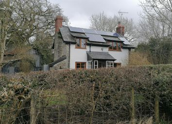 Thumbnail 2 bed detached house for sale in Gladestry, Kington, Powys HR5,