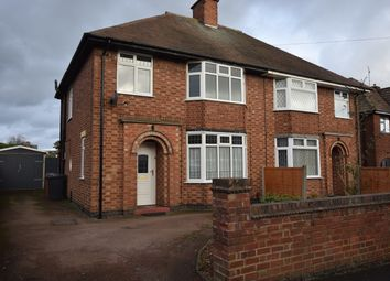 Thumbnail 3 bed semi-detached house for sale in Woodland Road, Hinckley