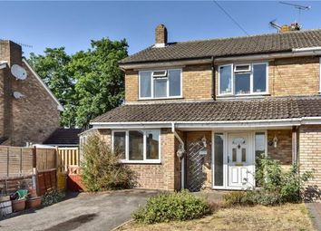 Thumbnail 3 bed semi-detached house for sale in Foxley Close, Blackwater, Surrey